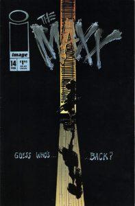 The Maxx #14 (1995)