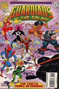 Guardians of the Galaxy #57 (1995)