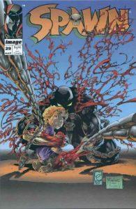 Spawn #29 (1995)