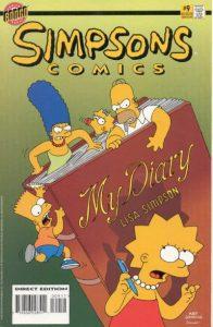 Simpsons Comics #9 (1995)