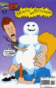 Beavis & Butt-Head #13 (1995)