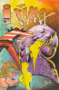 The Maxx #15 (1995)