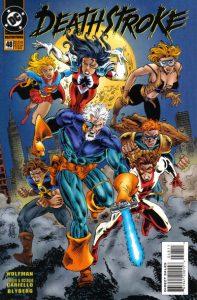 Deathstroke #48 (1995)