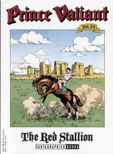 Prince Valiant #24 (1995)