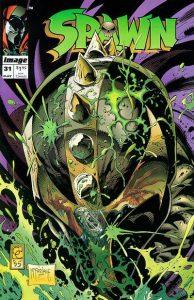 Spawn #31 (1995)