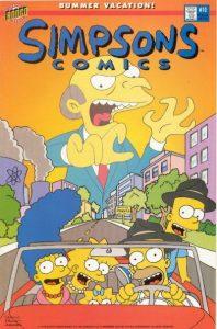 Simpsons Comics #10 (1995)