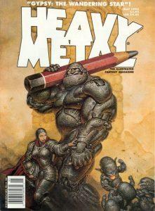 Heavy Metal Magazine #156 (1995)