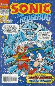 Sonic the Hedgehog #23 (1995)