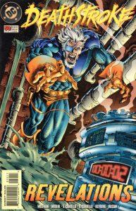Deathstroke #50 (1995)