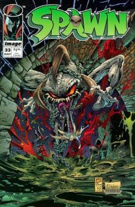 Spawn #33 (1995)