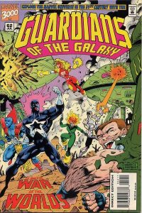 Guardians of the Galaxy #62 (1995)