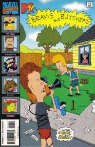 Beavis & Butt-Head #17 (1995)