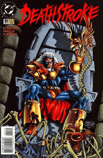 Deathstroke #51 (1995)