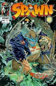 Spawn #34 (1995)