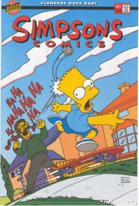 Simpsons Comics #11 (1995)