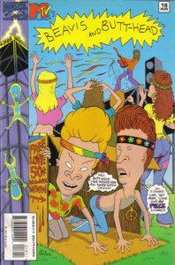 Beavis & Butt-Head #18 (1995)