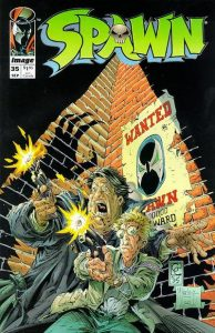 Spawn #35 (1995)