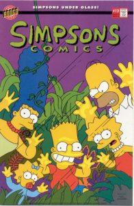 Simpsons Comics #12 (1995)
