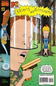 Beavis & Butt-Head #19 (1995)