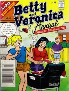 Betty and Veronica Annual Digest Magazine #13 (1995)