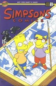 Simpsons Comics #13 (1995)