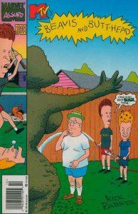 Beavis & Butt-Head #20 (1995)