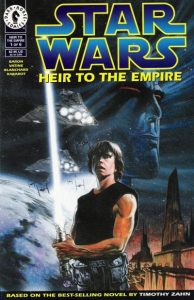 Star Wars: Heir to the Empire #1 (1995)