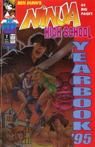 Ninja High School Yearbook #7 (1995)
