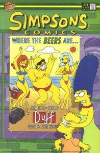 Simpsons Comics #14 (1995)