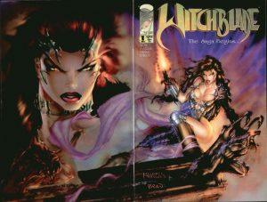 Witchblade #1 (1995)