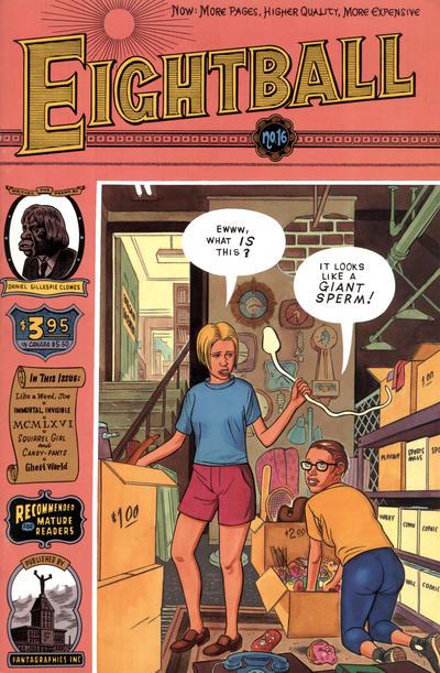 Eightball #16 (1995)