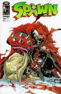 Spawn #39 (1995)