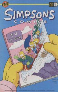 Simpsons Comics #15 (1995)