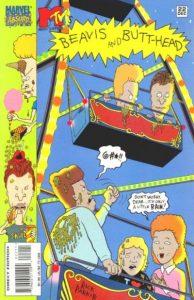 Beavis & Butt-Head #22 (1995)