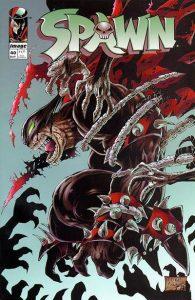 Spawn #40 (1996)