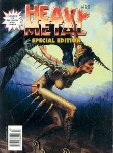 Heavy Metal Special Editions #2 (1996)