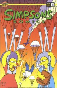 Simpsons Comics #16 (1996)