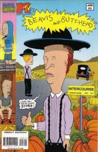 Beavis & Butt-Head #23 (1996)