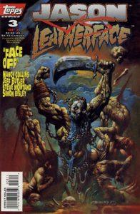 Jason vs. Leatherface #3 (1996)