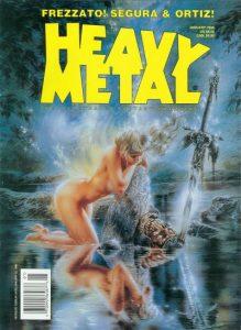 Heavy Metal Magazine #160 (1996)