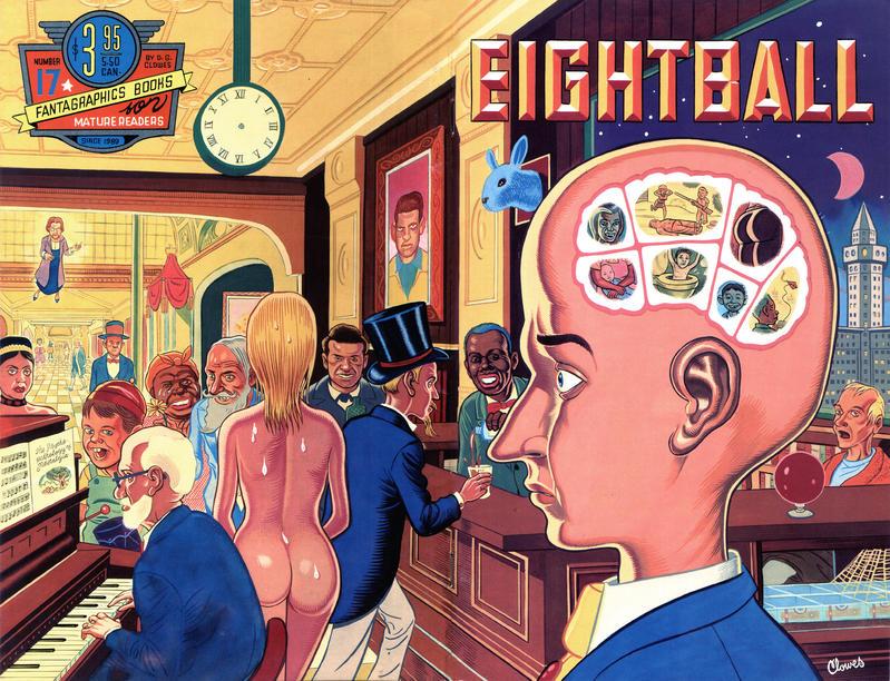 Eightball #17 (1996)