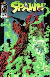 Spawn #42 (1996)