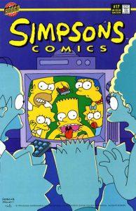 Simpsons Comics #17 (1996)
