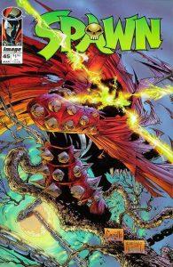 Spawn #45 (1996)