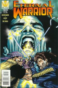 Eternal Warrior #50 (1996)