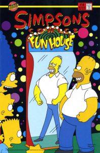 Simpsons Comics #18 (1996)