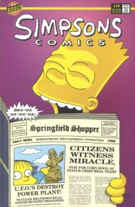 Simpsons Comics #19 (1996)