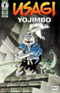 Usagi Yojimbo #1 (1996)
