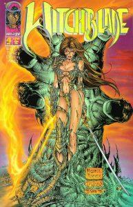 Witchblade #4 (1996)