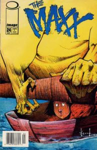 The Maxx #24 (1996)